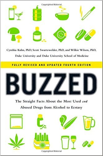 Buzzed book image